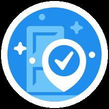Verified listing icon